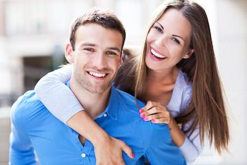 Smiling Couple | Middletown Dental